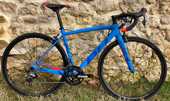 cycle, cycles et nature : magasin de vente et de reparation de velo a bordeaux, BH ULTRALIGHT ULTEGRA 2018