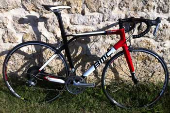 cycles et nature : magasin de vente et de reparation de velo a bordeaux, bmc Road racer SL 01 2012