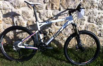 cycles et nature : magasin de vente et de reparation de velo a bordeaux, bmc Speedfox SF 02 2012