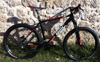 cycles et nature : magasin de vente et de reparation de velo a bordeaux, bmc Sport Elite SE 01 2012