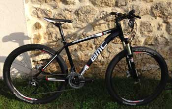 cycles et nature : magasin de vente et de reparation de velo a bordeaux, BMC Sport Elite SE01 2013