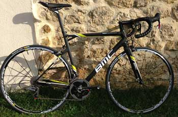 cycles et nature : magasin de vente et de reparation de velo a bordeaux, BMC Teammachine SLR01 Sram Red 2013