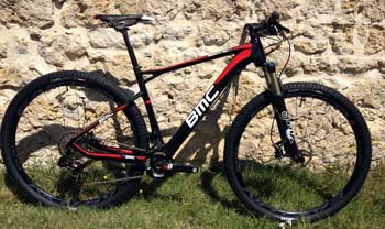 cycles et nature : magasin de vente et de reparation de velo a bordeaux, bmc team elite te01 2013