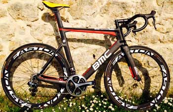 cycles et nature : magasin de vente et de reparation de velo a bordeaux, bmc time machine tmr01 Dura Ace Di2 2013