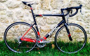 cycles et nature : magasin de vente et de reparation de velo a bordeaux, bmc 2014 team machine slr 02 105 2014