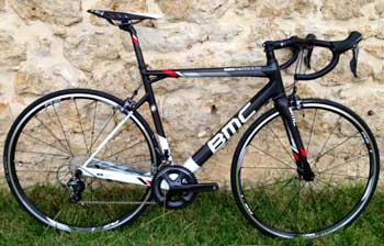 cycles et nature : magasin de vente et de reparation de velo a bordeaux, BMC Team Machine SLR 02 Ultegra 2014