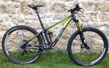 cycles et nature : magasin de vente et de reparation de velo a bordeaux, bmc trailfox tf 01 xx1 2014 occasion