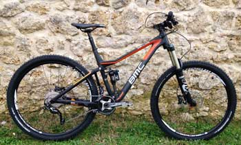 cycles et nature : magasin de vente et de reparation de velo a bordeaux, bmc trailfox tf 02 2014