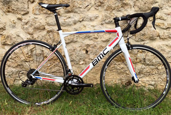 cycle, cycles et nature : magasin de vente et de reparation de velo a bordeaux BMC Teammachine ALR 03 Sora 2015