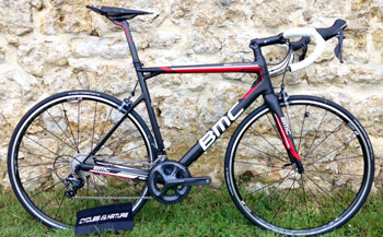cycle, cycles et nature : magasin de vente et de reparation de velo a bordeaux BMC Teammachine SLR 01 ultegra 2015