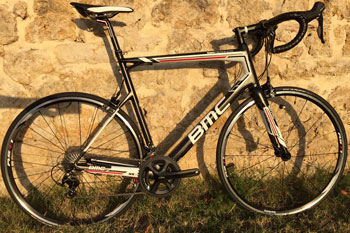 cycle, cycles et nature : magasin de vente et de reparation de velo a bordeaux BMC Teammachine SLR 02 105 2015