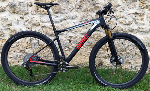 BMC Teamelite TE01 XTR Di2 Team 2016