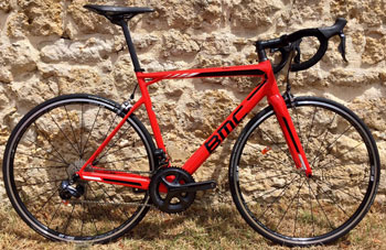 cycles et nature : magasin de vente et de reparation de velo a bordeaux, BMC Teammachine SLR01 Ult Di2 2016 occasion