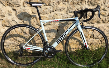 cycles et nature : magasin de vente et de reparation de velo a bordeaux,  BMC Teammachine SLR02 Ultegra 2016