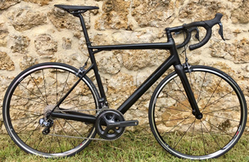 cycles et nature : magasin de vente et de reparation de velo a bordeaux, BMC Teammachine SLR02 Ui2 2017