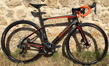 cycles et nature : magasin de vente et de reparation de velo a bordeaux, bmc roadmachine RM01 ultegra ui2 2017 occasion