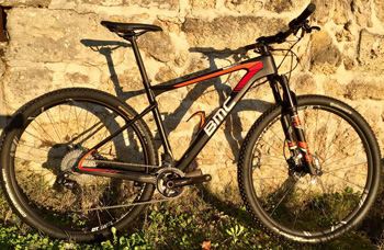 BMC Teamelite TE01 XT Di2 Team 2017 test