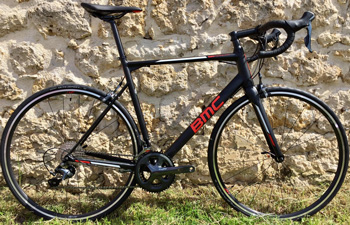 cycles et nature : magasin de vente et de reparation de velo a bordeaux, BMC teammachine ALR01 THREE 2018