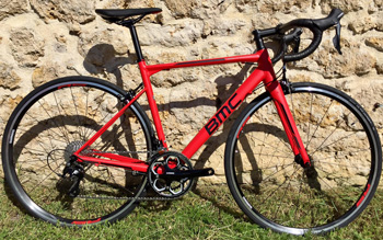 cycles et nature : magasin de vente et de reparation de velo a bordeaux, BMC teammachine ALR01 TWO 2018