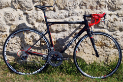 cycles et nature : magasin de vente et de reparation de velo a bordeaux, bmc slr 01 team machine
