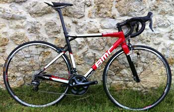 cycles et nature : magasin de vente et de reparation de velo a bordeaux, bmc race machine rm01 2012