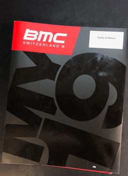 cycle, cycles et nature : magasin de vente et de reparation de velo a bordeaux BMC 2019