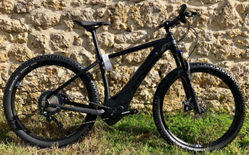cycle, cycles et nature : magasin de vente et de reparation de velo a bordeaux, CUBE Reaction Hybrid SL 500 2018