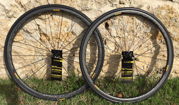cycles et nature : magasin de vente et de reparation de velo a bordeaux, Mavic Ksyriumpro carbone sl 2016 OCCASION