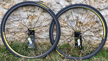 cycles et nature : magasin de vente et de reparation de velo a bordeaux, Mavic Ksyrium pro Carbone à pneus 2017