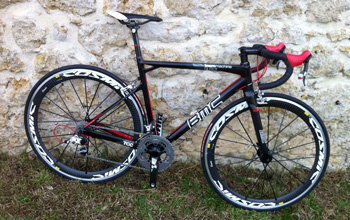 cycles et nature : magasin de vente et de reparation de velo a bordeaux,BMC team machine slr 01 2011 occasion