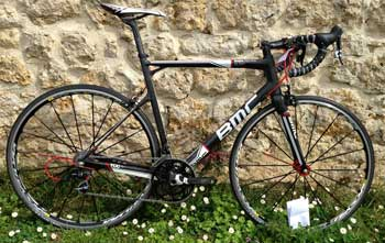 cycles et nature : magasin de vente et de reparation de velo a bordeaux, BMC TEAM MACHINE SLR01 2012  occasion