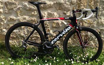 cycles et nature : magasin de vente et de reparation de velo a bordeaux, cervelo S2 occasion