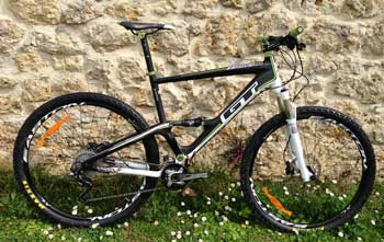 cycles et nature : magasin de vente et de reparation de velo a bordeaux, GT Zascar 100 Carbone 9R Expert 2013 occasion