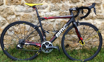 cycles et nature : magasin de vente et de reparation de velo a bordeaux, BMC Teammachine SLR 01 Dura ace Di2 occasion