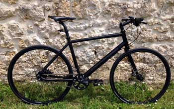 cycles et nature : magasin de vente et de reparation de velo a bordeaux, Cannondale Bad Boy 8 2012