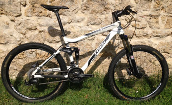 cycles et nature : magasin de vente et de reparation de velo a bordeaux, TREK Fuel EX seven 2012 occasion