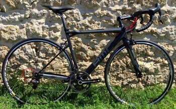 cycle, cycles et nature : magasin de vente et de reparation de velo a bordeaux, BMC Teammachine SLR 01 2015 montage à la carte Campagnolo Super Record 11V