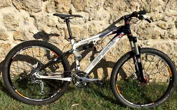 cycles et nature : magasin de vente et de reparation de velo a bordeaux, rocky mountain element 50 2009 occasion