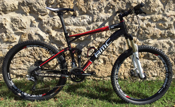 cycles et nature : magasin de vente et de reparation de velo a bordeaux, BMC Four stroke FS01 26'' 2012 occasion