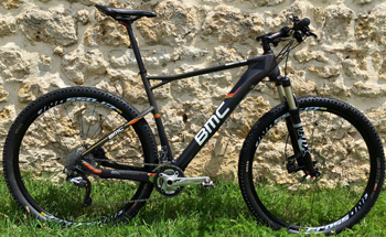 cycles et nature : magasin de vente et de reparation de velo a bordeaux, BMC team ELITE TE02 2014 occasion