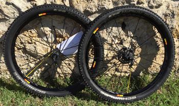 cycles et nature : magasin de vente et de reparation de velo a bordeaux, Mavic crossmax sl 26 2016 occasion