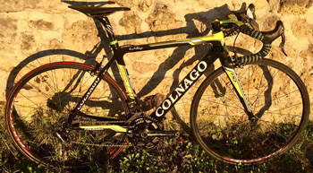 cycles et nature : magasin de vente et de reparation de velo a bordeaux, Colnago M10 2013 OCCASION