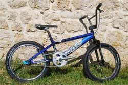 cycle, cycles et nature : magasin de vente et de reparation de velo a bordeaux,  bmx one taille pro, occasion