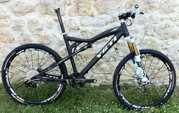 cycle, cycles et nature : magasin de vente et de reparation de velo a bordeaux, vtt yeti asr5 2011 LIME