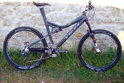 cycle, cycles et nature : magasin de vente et de reparation de velo a bordeaux, vtt yeti as-r carbone